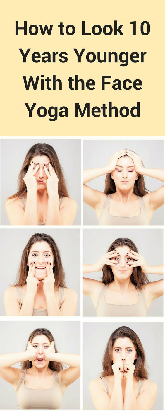 how to look 10 years younger with the face yoga method