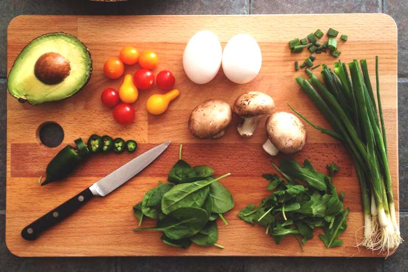 vegetables are much healthier cooked than raw