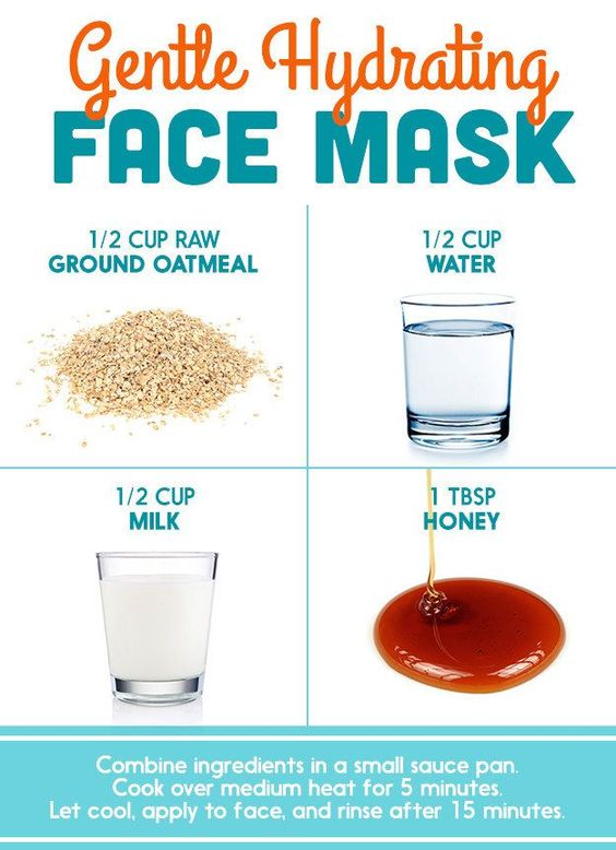 Gentle Hydrating Face mask