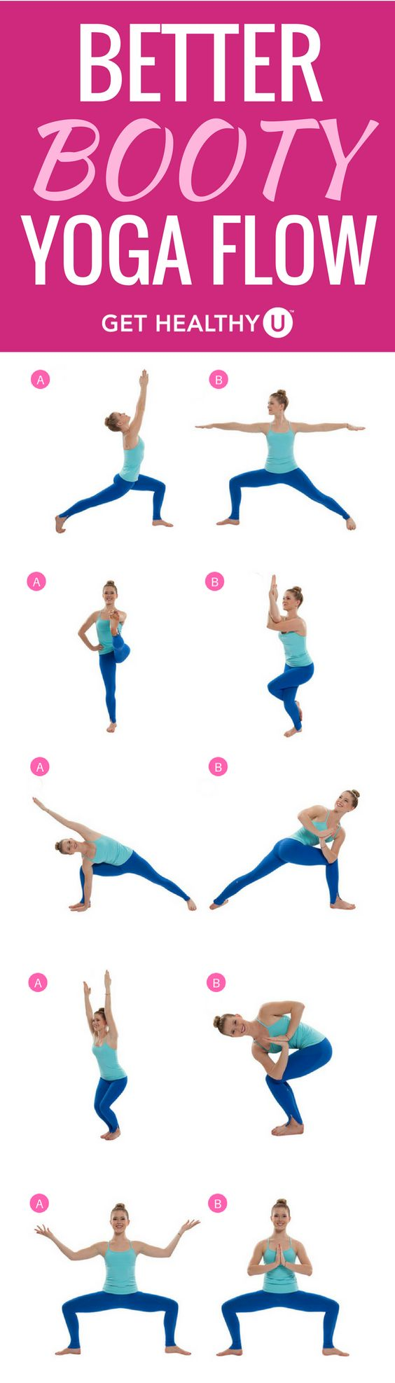 better booty yoga flow