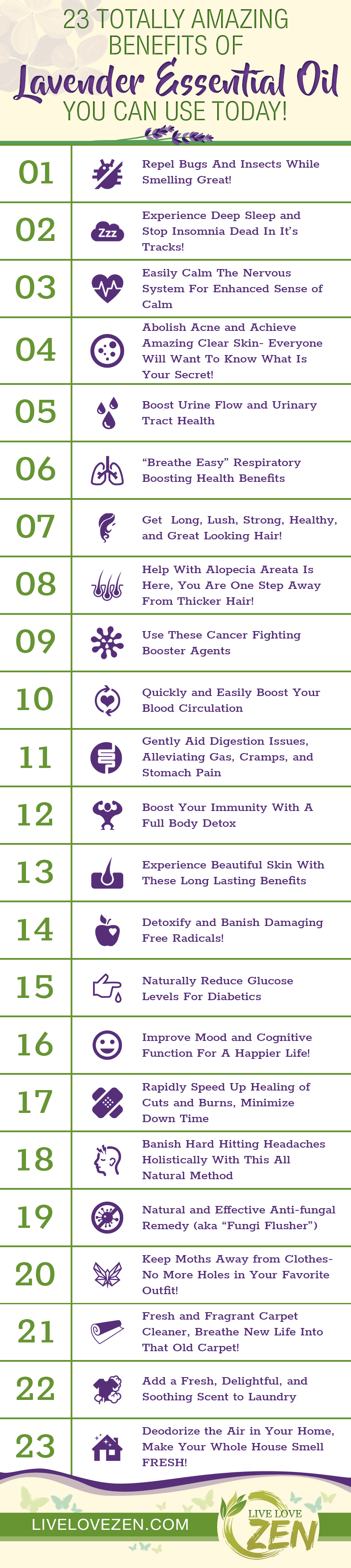 lavender essential oil health benefits