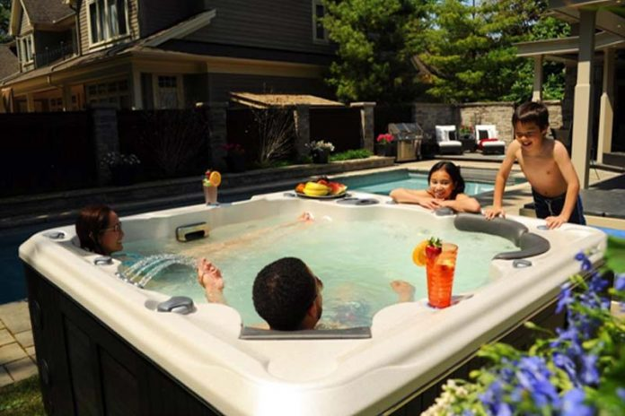 Game Night Twist - Use Your Hot Tub!