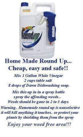 Home made round up