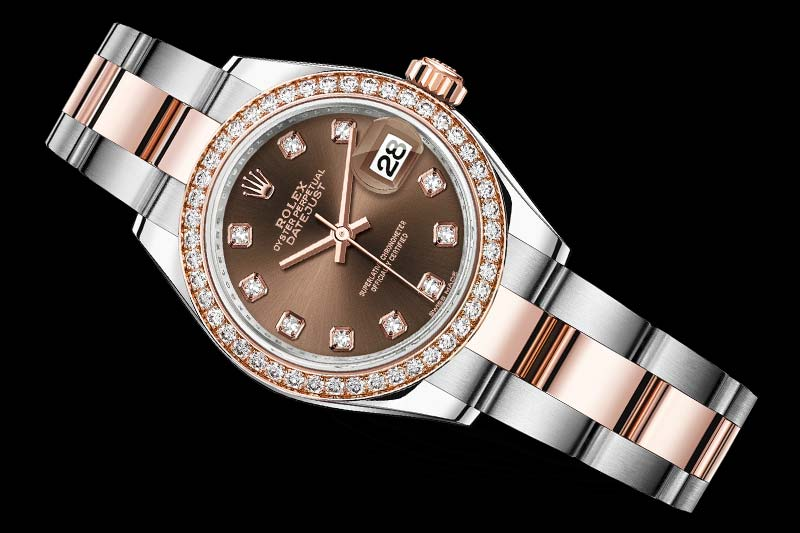 Rolex Oyster Perpetual Datejust 31 – Prestige With Diamonds