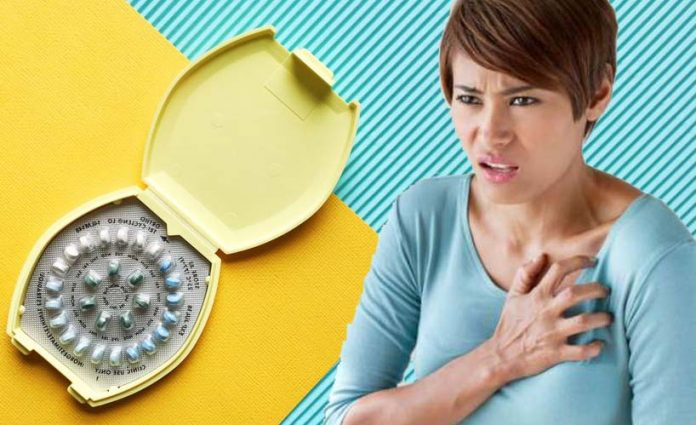 Birth Control Pills Increase Rate of Stroke