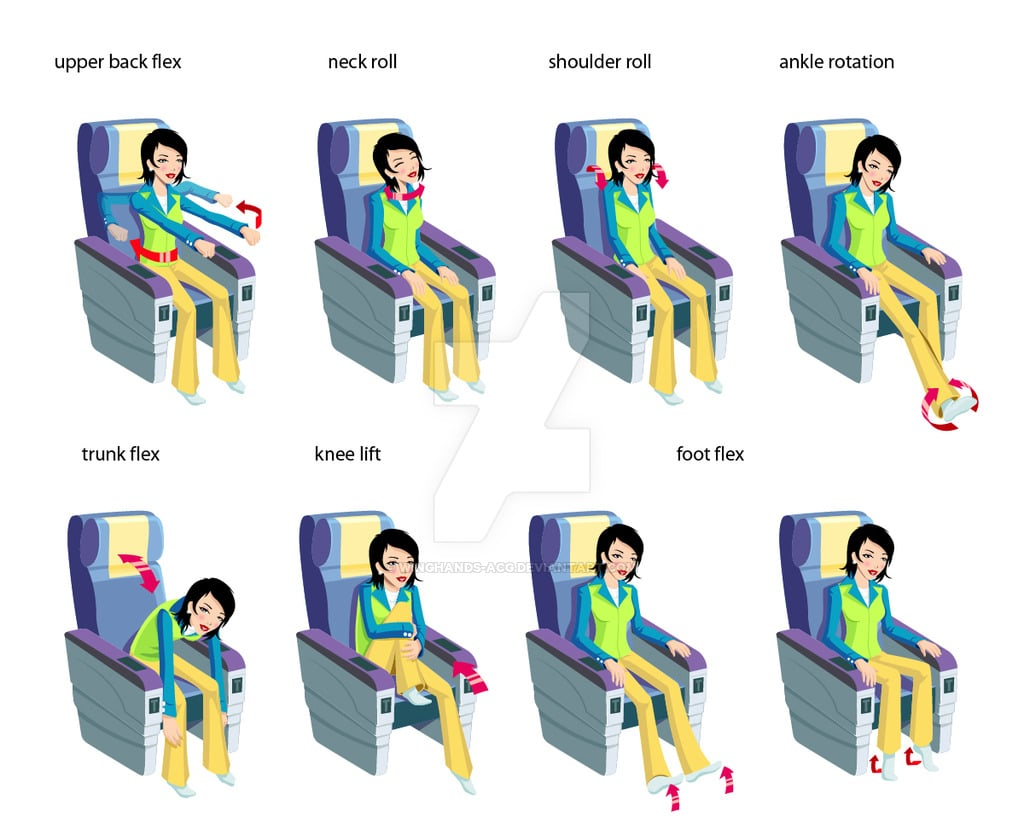In Flight exercises