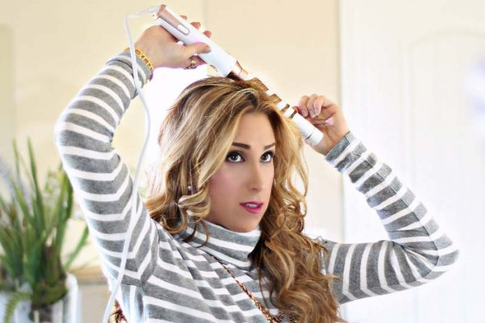 4 Top Curling Iron Mistakes and How to Avoid them