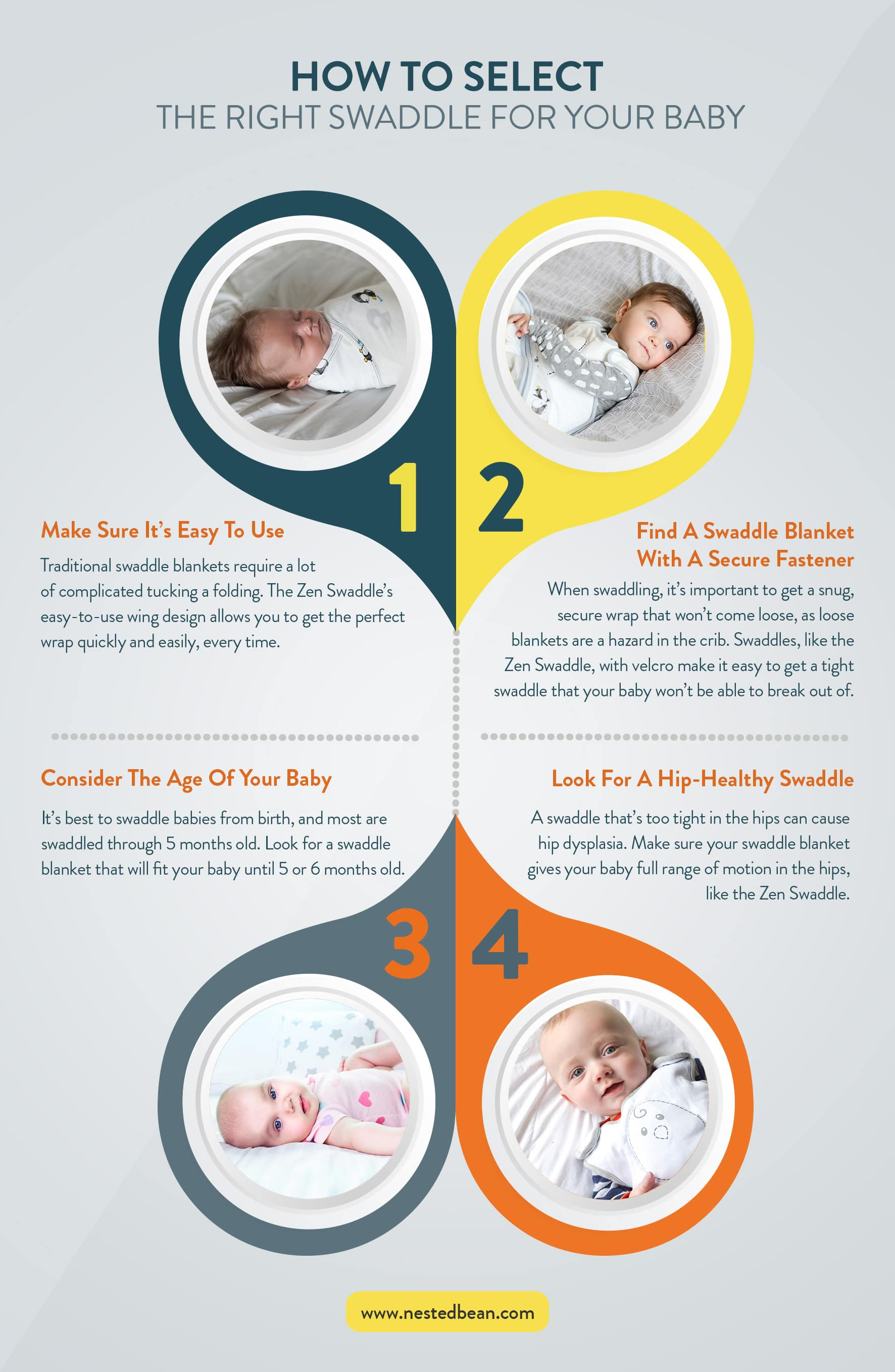 Swaddle for your baby