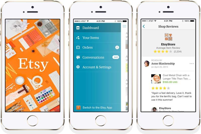 Etsy App