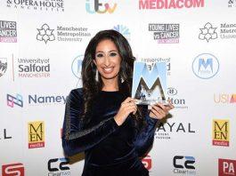 "British Asian Radio Presenter Turned Actor Anushka Arora Won the ""Best Radio Presenter of the Year"" at Asian Media Awards 2018"