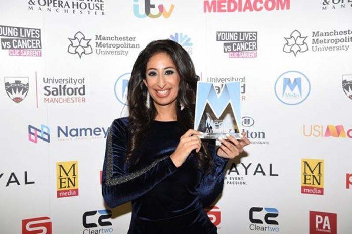 British Asian Radio Presenter Turned Actor Anushka Arora Won the