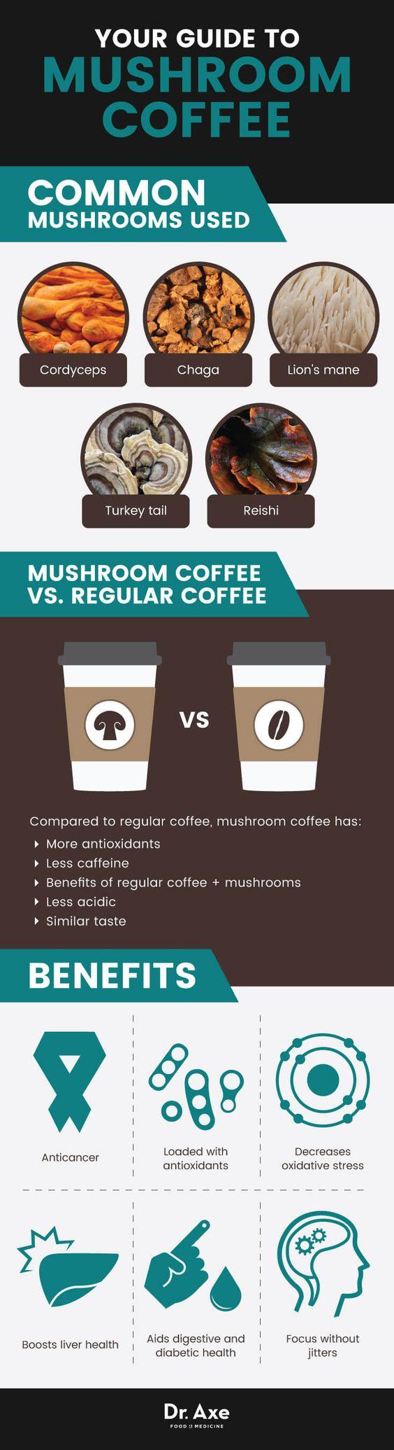 Guide to mushroom coffee