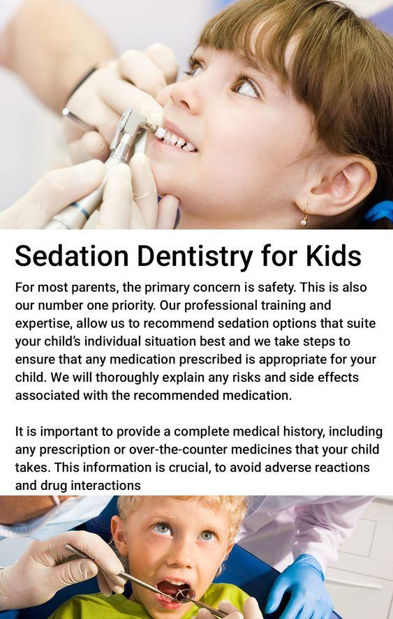 Sedation Dentistry for Kids