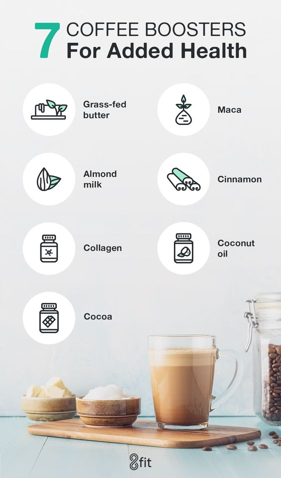 coffee boosters for added health