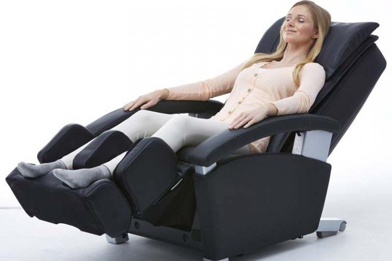 Health Benefits of a Recliner Massage Chair