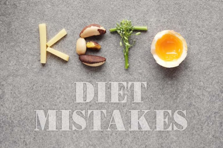 5 Biggest Mistakes People Make on the Keto Diet