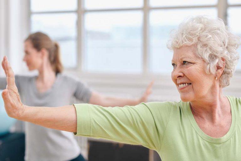 Benefits of Pilates for Seniors