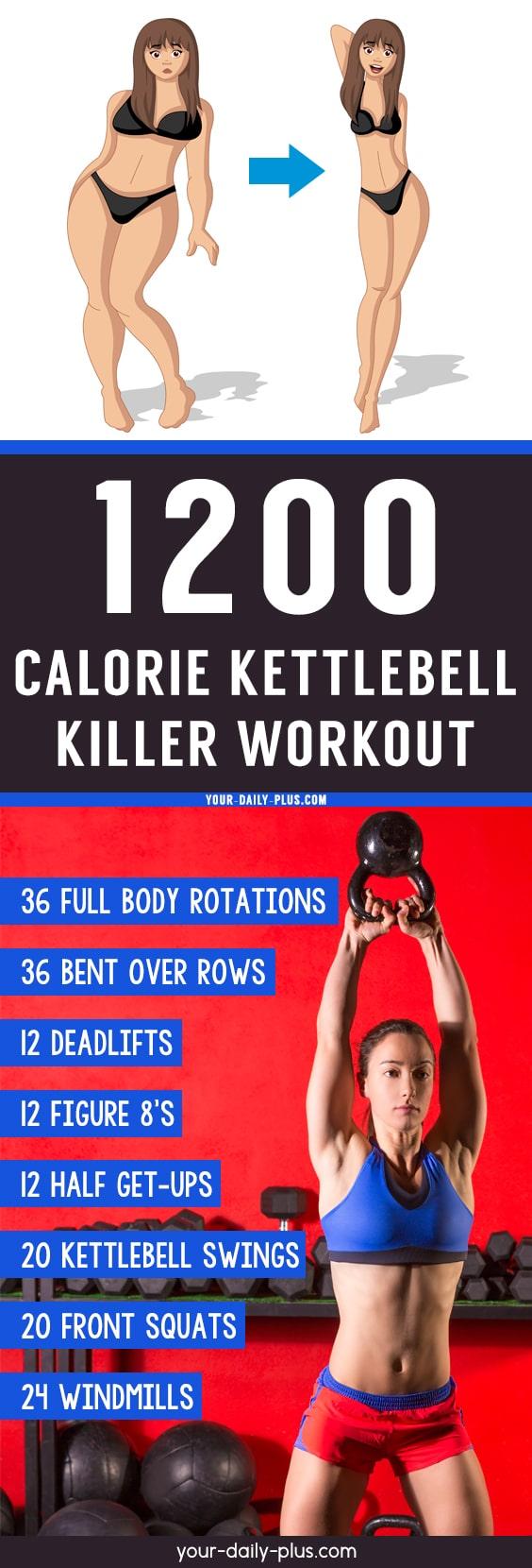 Kettlebell Killer Workout