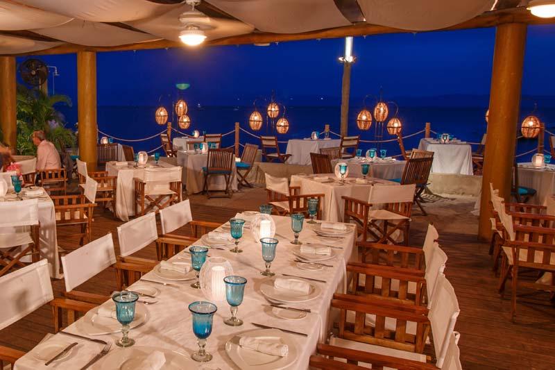 Plan a Meal at Tuna Blanca