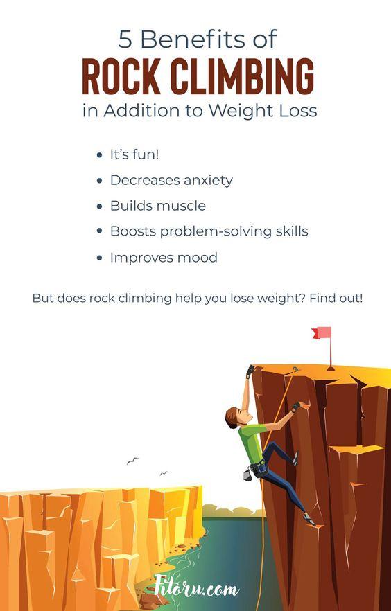 Benefits of Rock Climbing