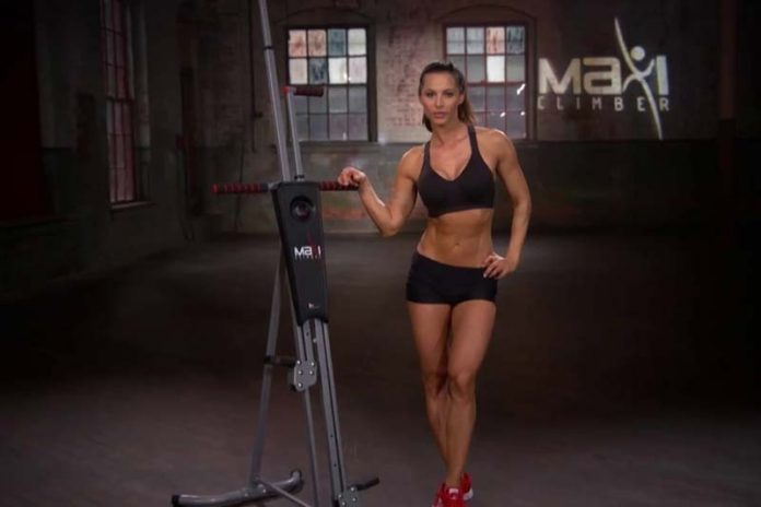 Maxi Climber For Weight Loss