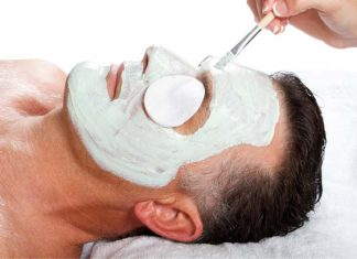 Skincare Products and Cosmetics Find a Growing Market Among Men