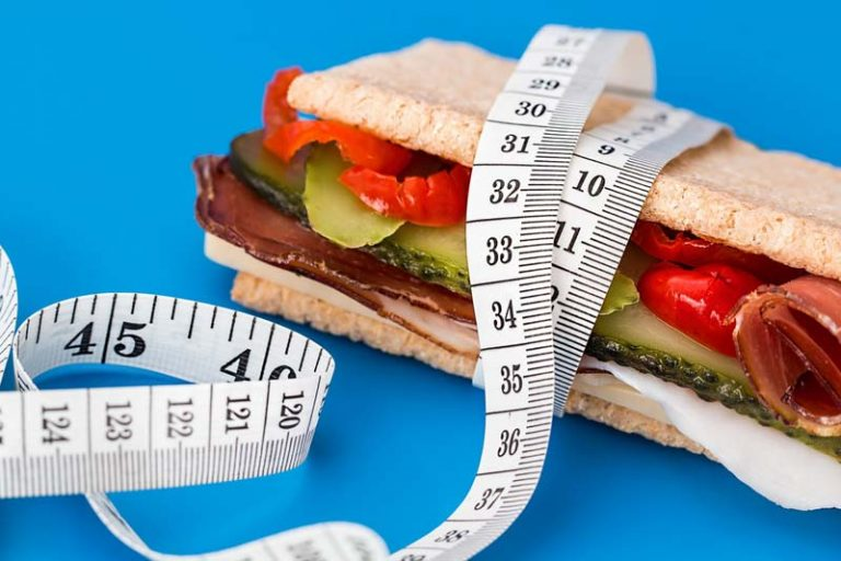 Louise Parker's 4 Steps to Stick to Your Weight Loss Goals
