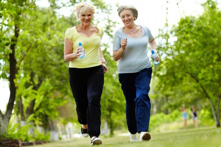 10 Easy Fitness Exercises for Older Women