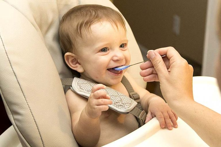 Why Baby Nutrition Is So Important