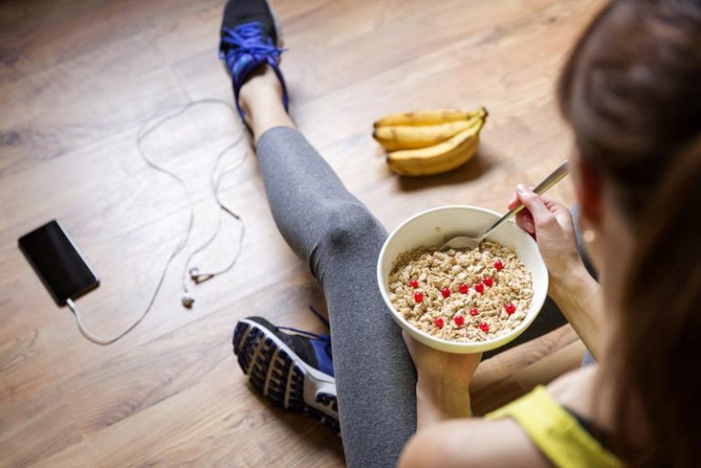 Why a good diet helps with your fitness results