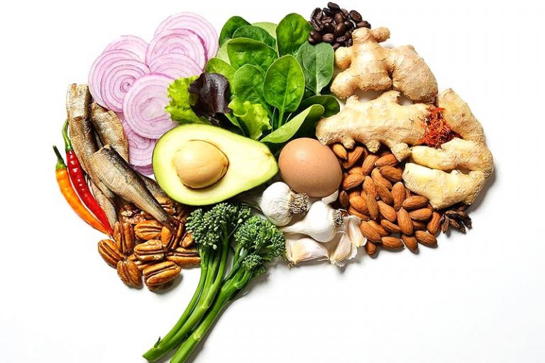 Top 6 Foods to reverse brain damage from drugs