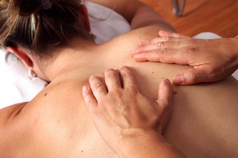 5 Helpful Massage Techniques for Back Pain