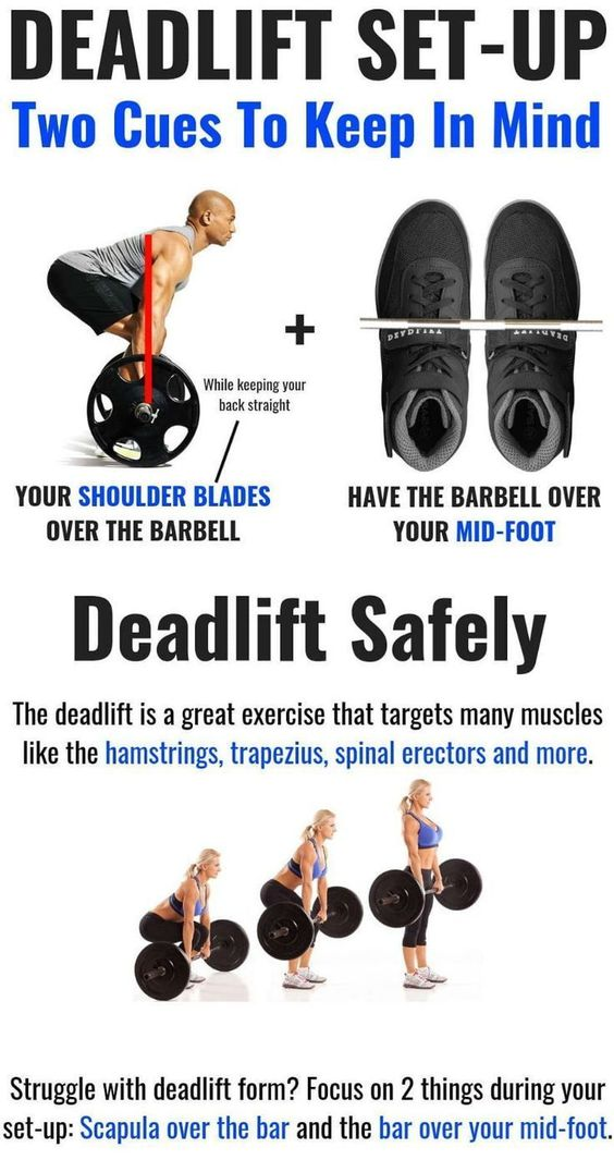 Deadlift Safety