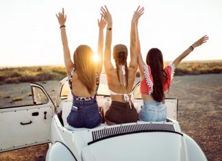 How to Prepare for Your Girls Only Road Trip