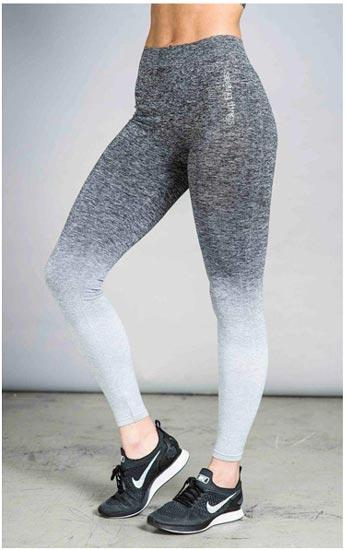 Simple Ombre Leggings