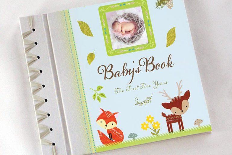 Top Baby Photo Book Ideas
