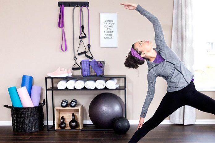 4 Essential Items for a Home Gym for Females