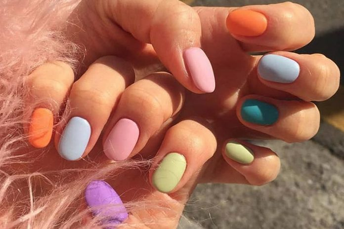 5 Best Spring Season Nail Color