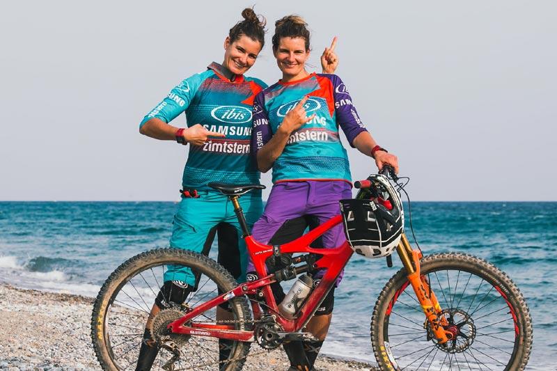 Anita and Carolin Gehring