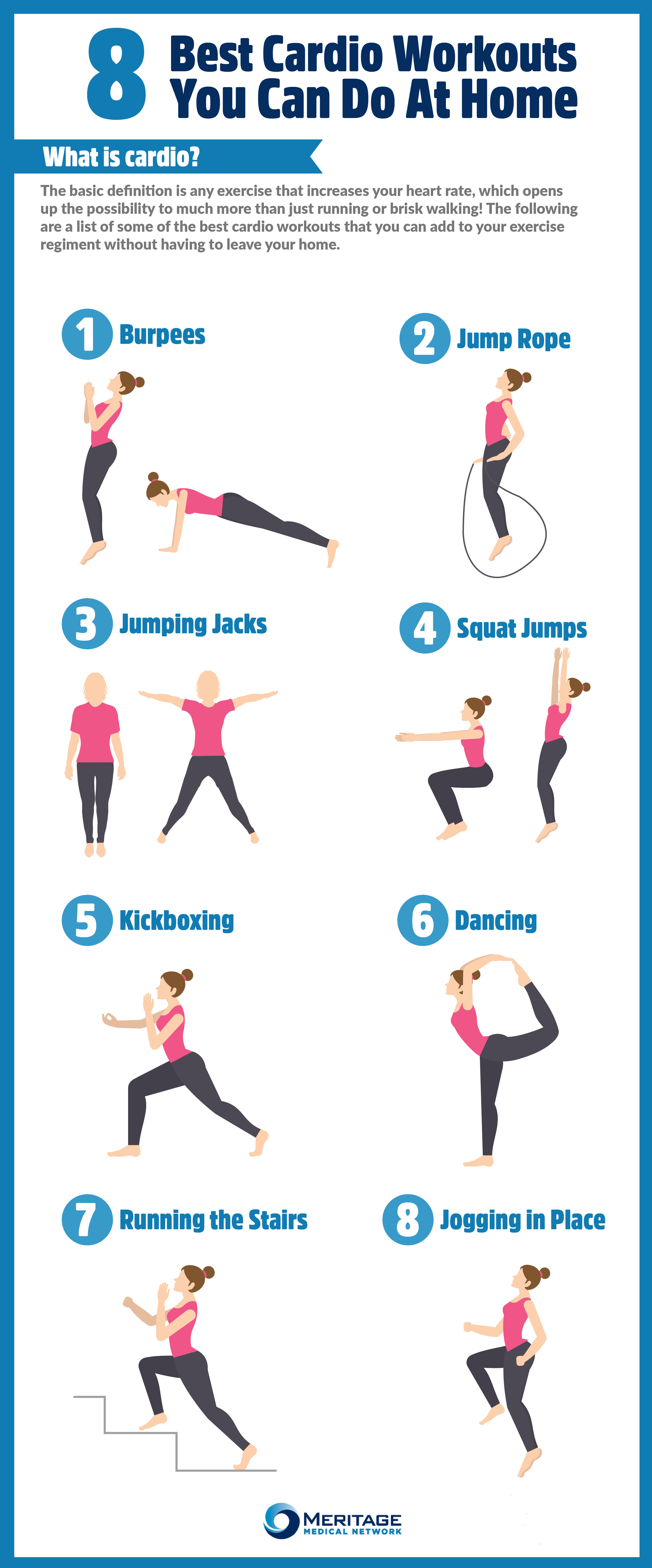 Best Cardio Workouts at Home