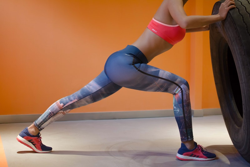It's all About How Far You Can Stretch Yoga Pant