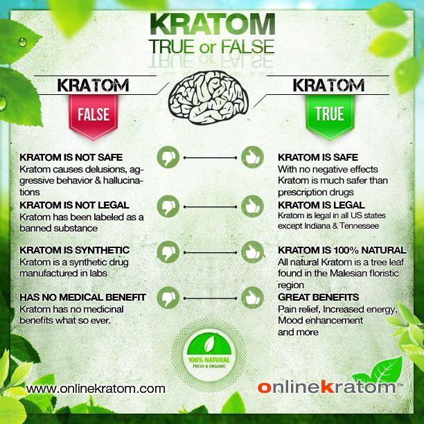 Kratom facts