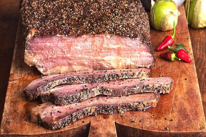 Low carb, Keto Brisket Recipe