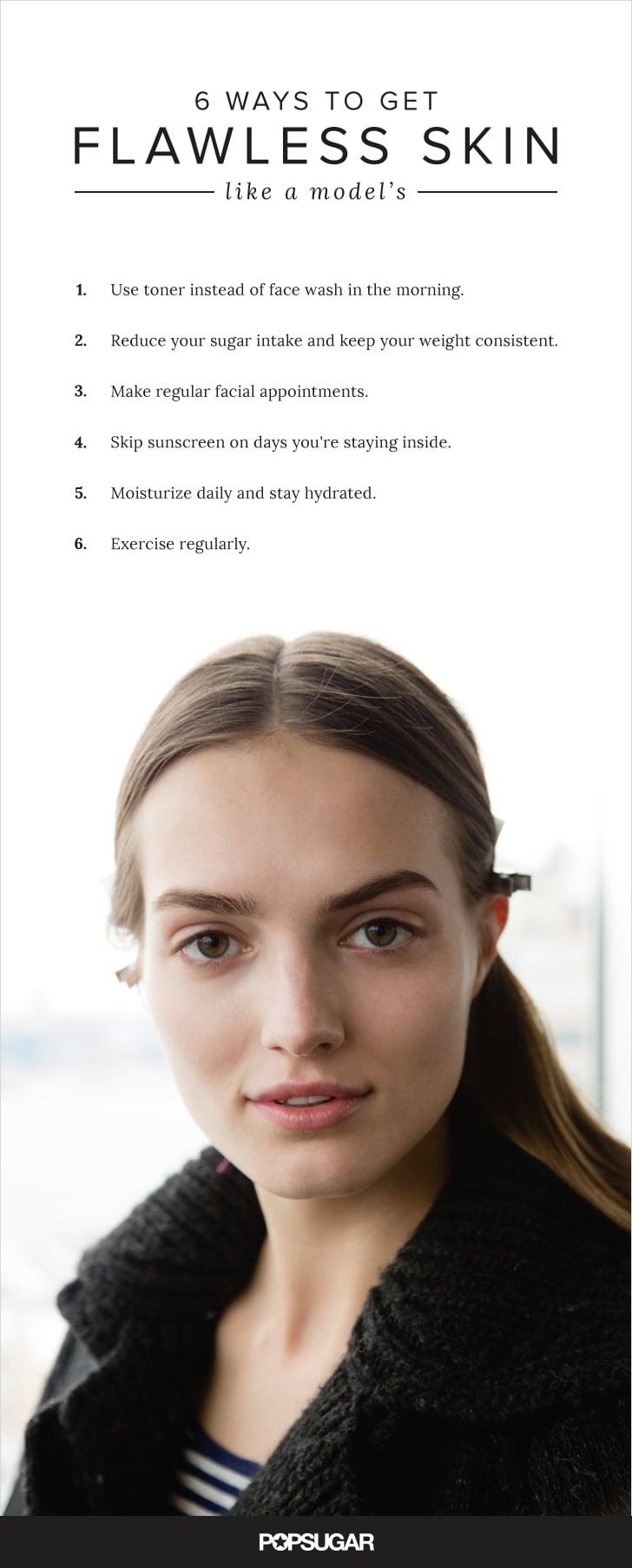 Ways to get Flawless Skin