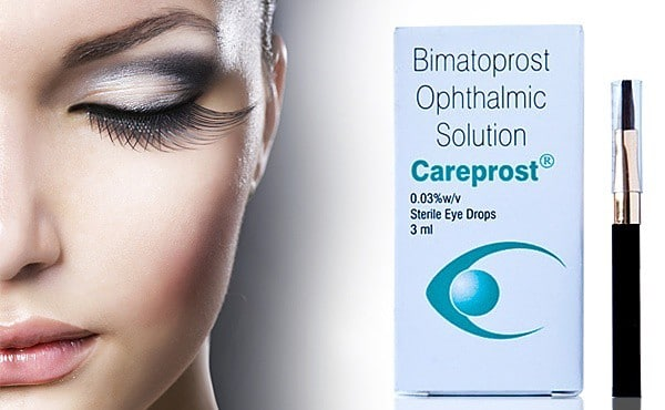 Careprost Bimatoprost (3 ml Containing 0.03% Solution)