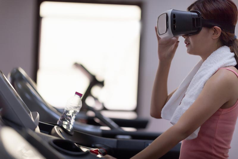 How Can You Use Virtual Reality to Exercise?