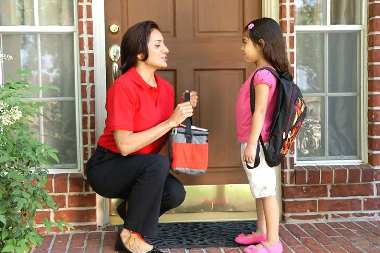 How To Help Your Child Settle Into A New School