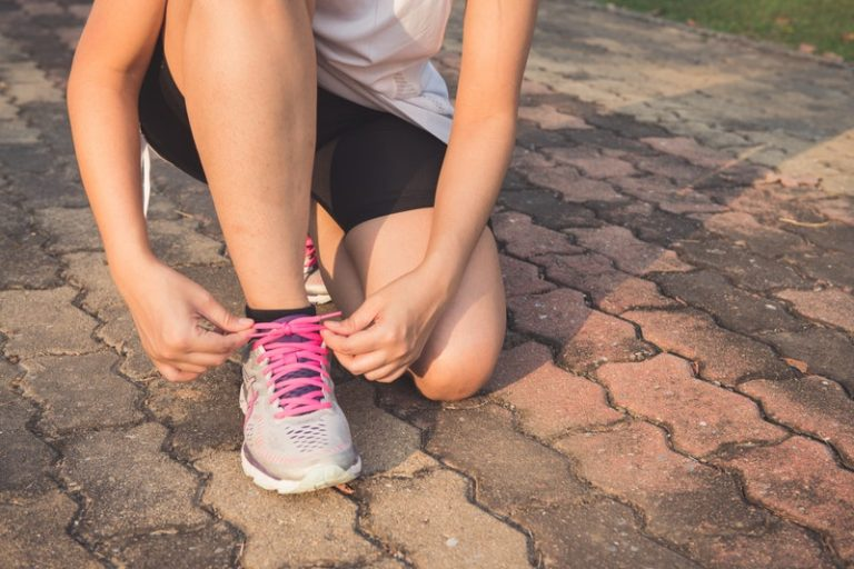 How To Pick The Perfect Running Shoe