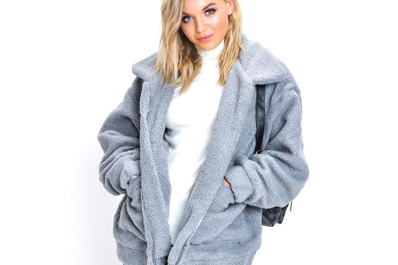 Pockets in Winter Jacket