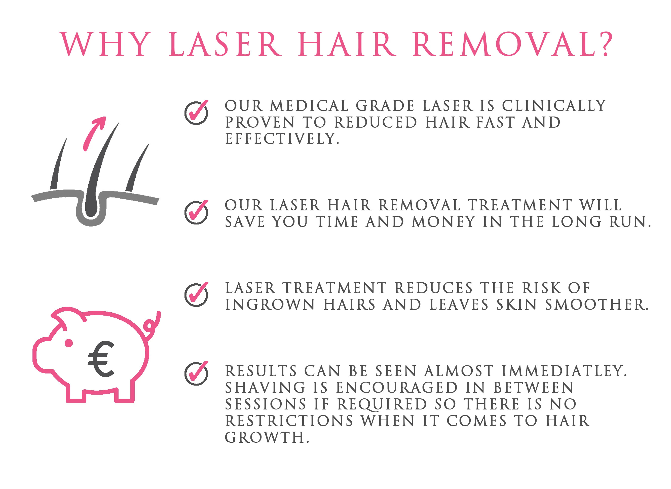 Why Laser Hair Removal